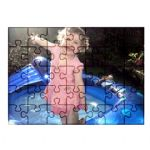 Personalised Photo Jigsaw Puzzles with FREE 6X4 Photo Print
